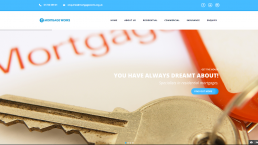 Mortgage Works Website Design