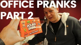 Ultimate Jelly Bean Prank | The INGAF Hustle