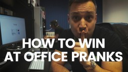 How To Win at Office Pranks - The INGAF Hustle S2 Ep4