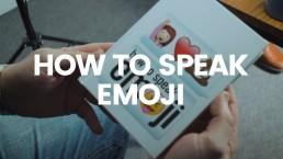 How to Speak Emoji - The INGAF Hustle S2 Ep3