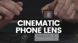 Moment Anamorphic Lens Review | Who Is It For?