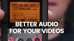 Better Audio For Youtube Videos | Zoom H4N Review