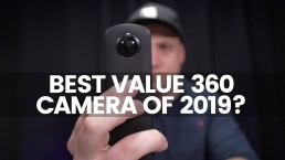 The Best Value 360 Camera of 2019? | Ricoh Theta Review