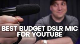 Best Budget Microphone For YouTube | K&F Concept DSLR Mic Review