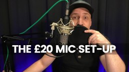 Full Mic Set For £20!! | The Cheapest Pro Mic SetUp For YouTube & Twitch
