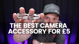 The Greatest £5 Camera Accessory 2019 | Manfrotto Pocket Support Review