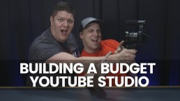 How To Build A YouTube Video Studio Set-Up For Under £200 Including Camera in 2019!!