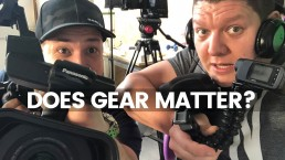 Does Your Video Gear Matter For YouTube? | A Day In The Life Of A Filmmaker