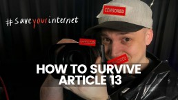 How To Make YouTube Videos After Article 13 | Top 5 Tips For Creators To Survive Article 13