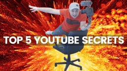 How To Make Your YouTube Videos Awesome | Top 5 YouTuber Secrets
