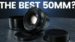 Must Have Lens For Video? | Canon EF 50mm F/1.4 USM 2019 Filmmakers Review