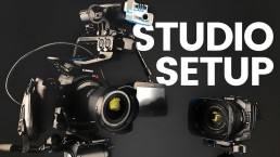 The Ultimate YouTube Studio Camera Rig Set Up | How To Make Professional YouTube Videos