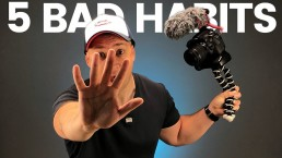 Top 5 Bad Habits & Mistakes New YouTubers Make And How To Avoid Them!