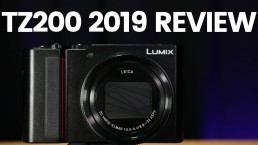 Best Value Compact Camera For YouTube in 2019 // Panasonic Lumix TZ200 (ZS200) Review