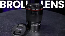 Canon 100mm f/2.8 L Macro For Video // The Best Ever BRoll Lens?