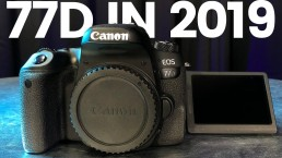 Canon 77d Is It Still Relevant In 2019 // The Best First Vlog Camera?