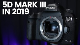 Canon 5d Mark iii 2019 Video Review // Is It Still Relevant For Filmmakers?